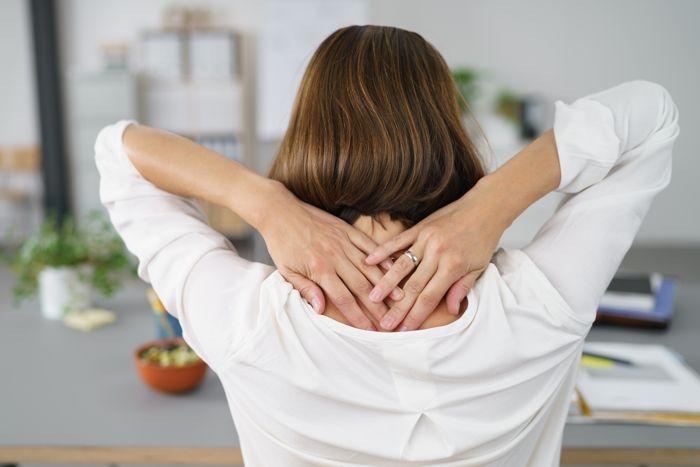 ejercicios quiroprácticos zona cervical